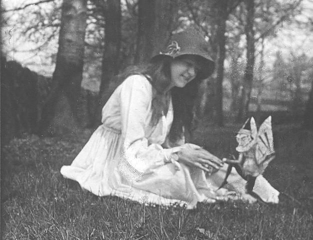 les fees de Cottingley