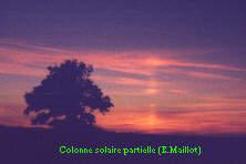 Colonne solaire